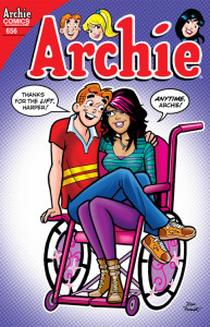 Archie Comics Issue 656 Cover