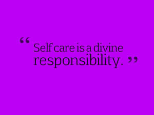 Self Care Quote 1