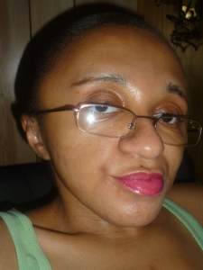 Bold Lips for Sickle Cell (Sept. 2014)