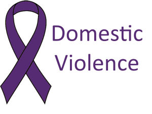 Domestic Violence Observance Ribbon