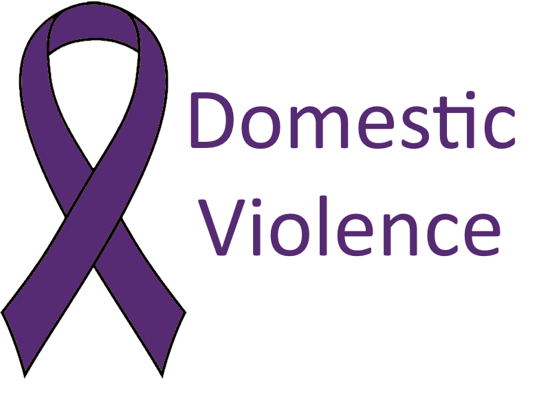 Domestic Violence Ribbon Pictures Tattoo