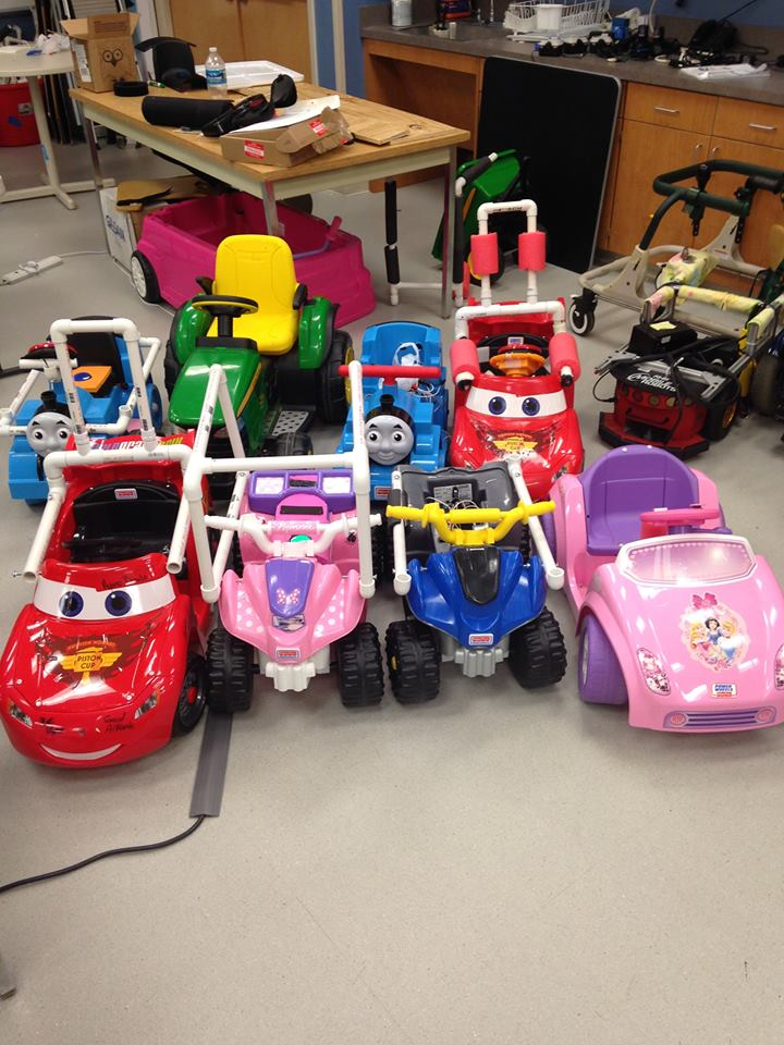 Tools You Can Use series: Modified Power Wheels Cars for ...