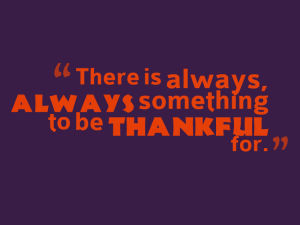 Thankful quote 1