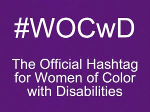 #WOCwD hashtag