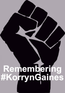 Remembering Korryn Gaines