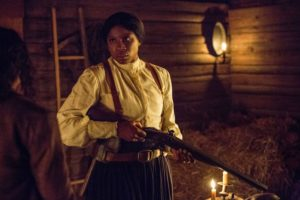 Aisha Hinds as Harriet Tubman (WGN America)